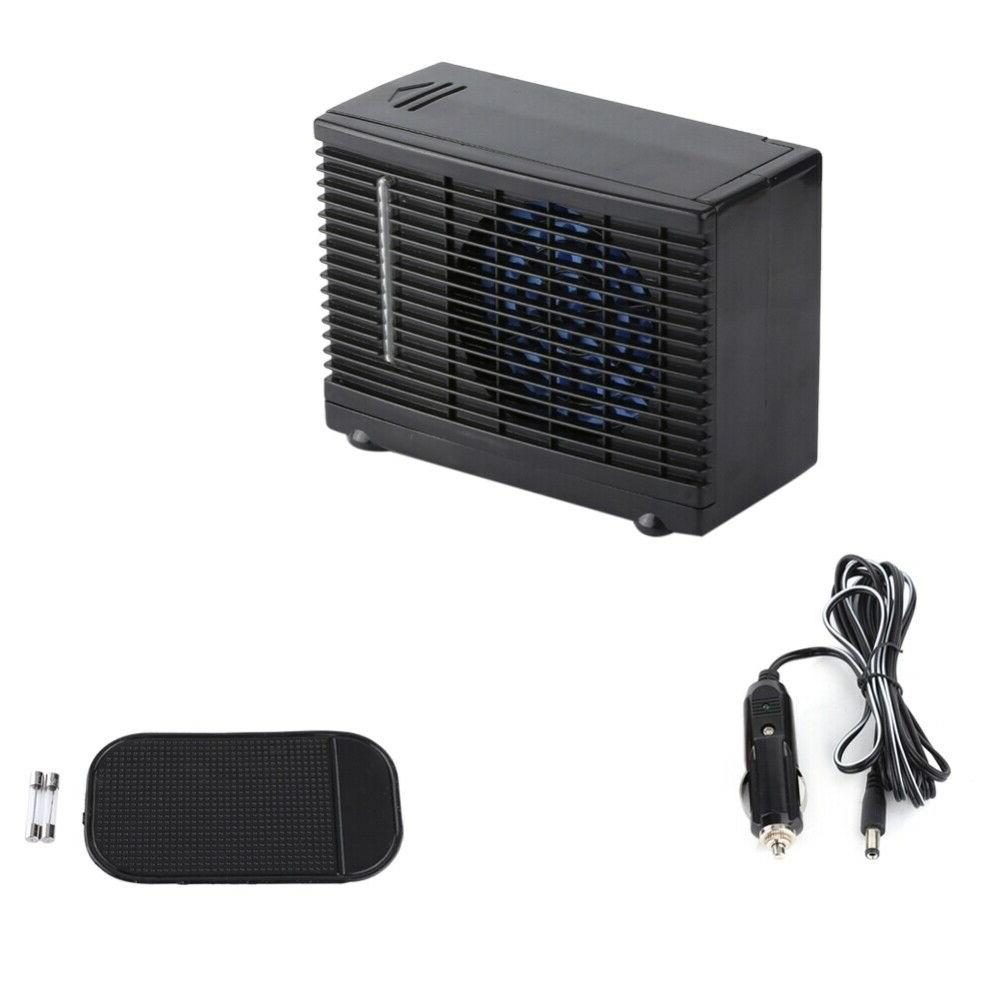 12V Evaporative Mini Air Conditioner Home Water Cooling