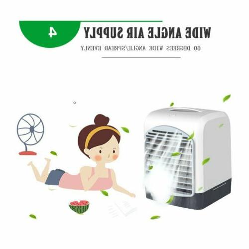 US Mini Air Conditioner Purifier Fan Humidifier Artic Office