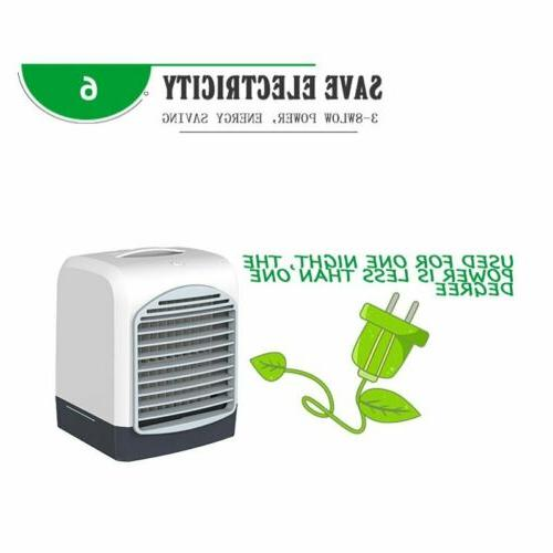 US Air Conditioner Purifier Fan Humidifier