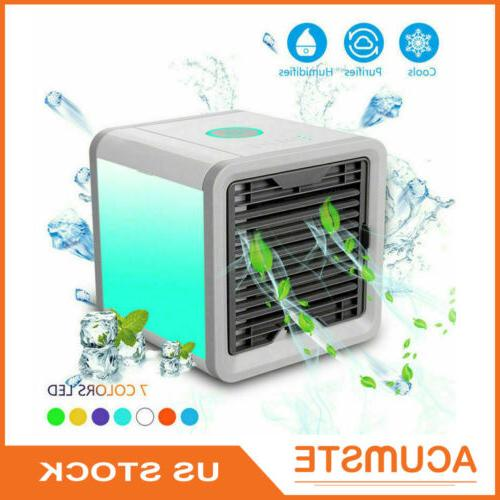 usb portable mini air conditioner cooler ac