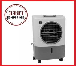 Hessaire Products MC18M Mobile Evaporative Cooler, Small, Gr