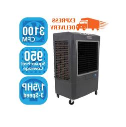 MC37V MOBILE EVAPORATIVE COOLER