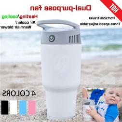 Mini Portable Handy Evaporative Air Cooler Fan Air Condition