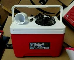 NEW Igloo 9qt Personal Ice Swamp Cooler Portable Air Conditi