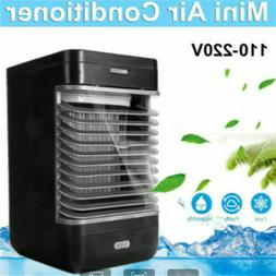 New Portable Mini Air Conditioner Cooler Cooling AC Fan Humi