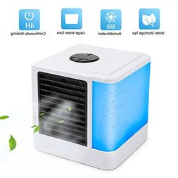 ROSKY Personal Air Conditioner Fan, 3 in 1 Air Personal Spac
