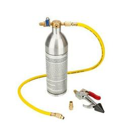 Portable AC Air Conditioner System Flush Canister Gun Clean