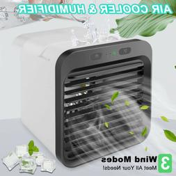 portable air conditioner cooler fan desk evaporative