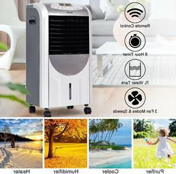 Portable Air Conditioner Evaporative Cooler AC Heater Humidi