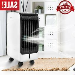 Portable Air Conditioner Evaporative Cooler Fan Remote Contr