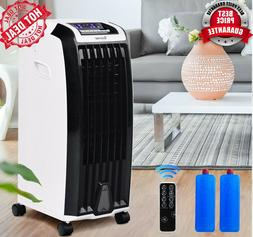 Portable Air Conditioner Evaporative Cooler AC Unit Remote C