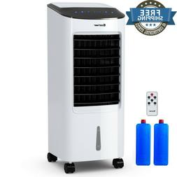 Portable Air Conditioner Evaporative Cooler Fan Humidifier F
