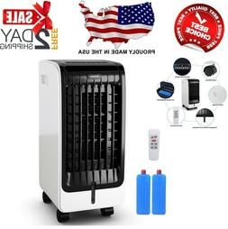 Portable Air Conditioner with Fan Evaporative Cooler Humidif