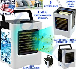 PORTABLE EVAPORATIVE AIR COOLER FAN ELECTRIC HOME OFFICE SMA