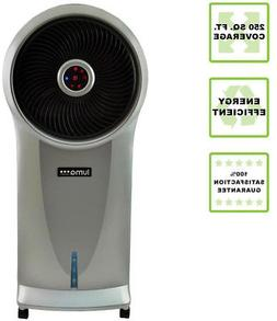 Portable Evaporative Air Cooler Swamp Cooler for 250 sq. ft.