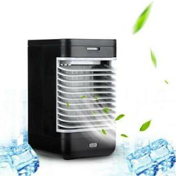 Portable Mini Air Conditioner Cooler Cooling AC Fan Humidifi