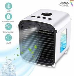 Portable Mini Air Conditioner Cooler Fan Humidifier Evaporat