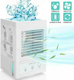 keypower Portable TableTop Cooling Fan Air Purifier Water Os