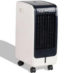 Portable Touch Pad Cooler Air Conditioner Evaporative Fan Hu