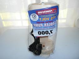 POWERCOOL 115-V Cooler Pump For Champion Evaporative Coolers