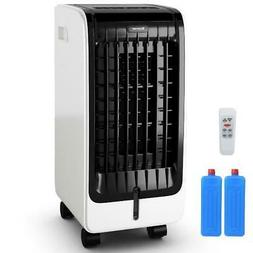 Rolling Evaporative Air Cooler Portable Fan Conditioner Cool