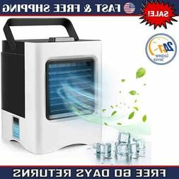 Small Portable Air Conditioner Mini Purifier Cooler Personal