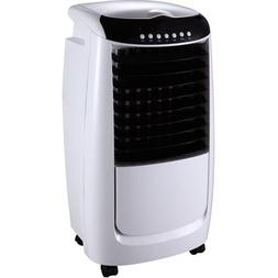 Sunpentown Evaporative Air Cooler with 3D Cooling Pad Portab